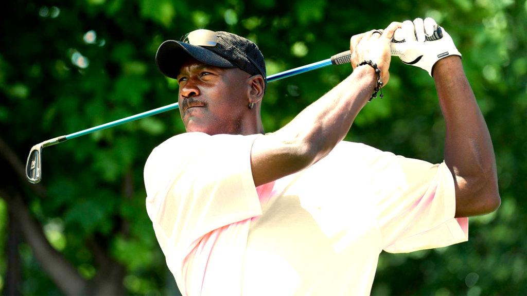 Michael Jordan's exclusive golf club
