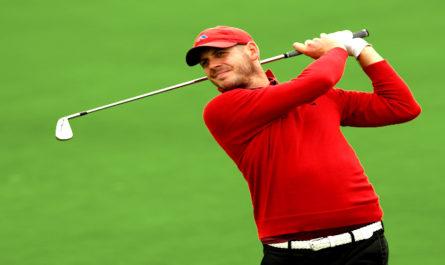 James golfer