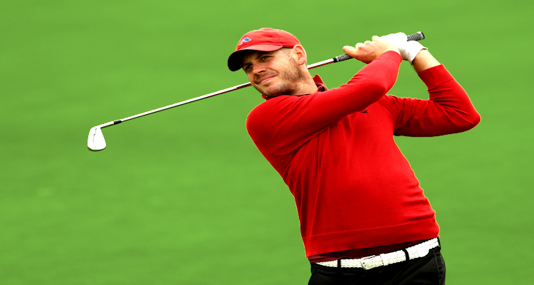 James won the second one in his 15-year term at the PGA Tour