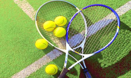 public Tennis course